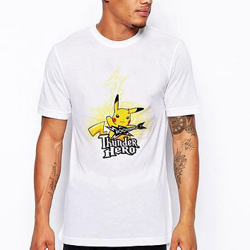 Summer Hipster Men t shirt Design Short Sleeve men T-shirt Cotton Printing