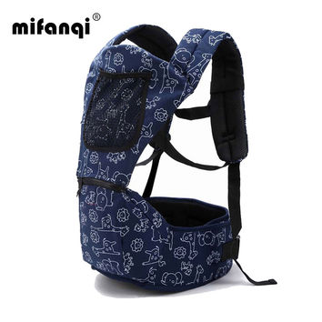 Baby Carrier 4-6 Months Front Carry Portabebes Manduca Cotton&Polyester New Baby Infant Newborn Adjustable Solid Zaino Rugzak