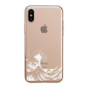 Kanagawa Wave - iPhone Clear Case