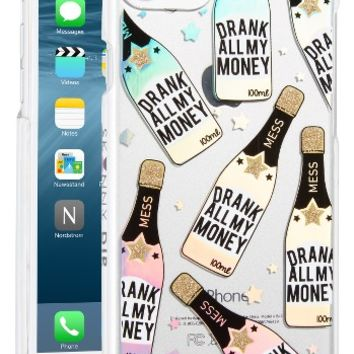 Skinnydip Drank All My Money iPhone 7 Case | Nordstrom