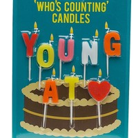 Young at Heart Candles - Whimsical & Unique Gift Ideas for the Coolest Gift Givers