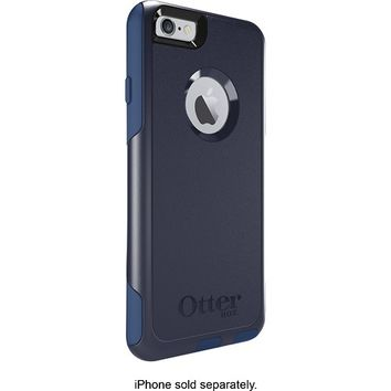 OtterBox - Commuter Series Case for Apple® iPhone® 6 and 6s - Blue
