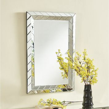 Wheless Contemporary Accent Mirror