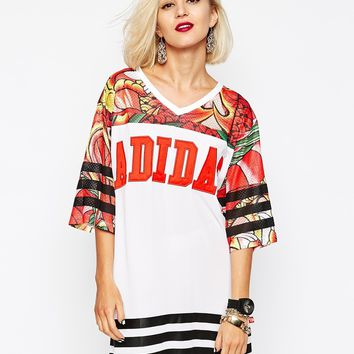 Adidas Originals X Rita Ora Dragon Dress