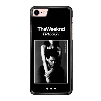 The Weeknd Trilogy iPhone 7 Case