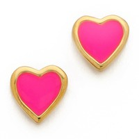 Be Mine Pave Stud Earrings