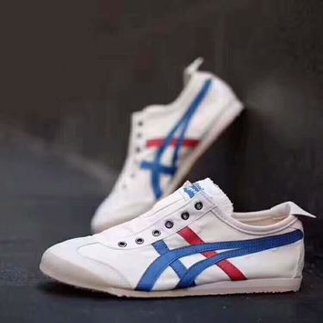 asics gel lyte onitsuka tiger all match fashion casual unisex sneakers couple running shoes h a ghsy 1  number 1