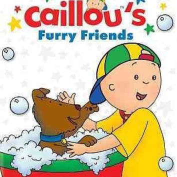 Caillou-Caillous Furry Friends (Dvd)