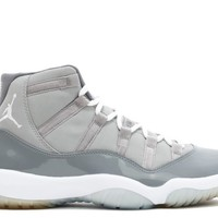 "Jordan: AIR JORDAN 11 RETRO ""COOL GREY 2010"""