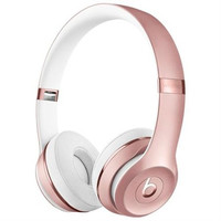 Beats by Dr. Dre Solo3 Wireless On-Ear Headphones - Rose Gold - Stereo - Rose...