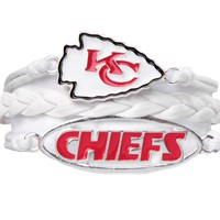 Kansas City Chiefs Bracelet