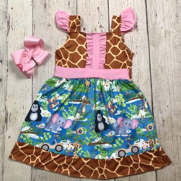 RTS Safari Dress D25