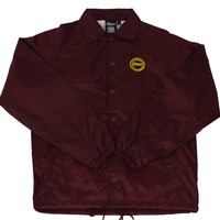 "Maroon ""Premium Quality"" Coaches Jacket"