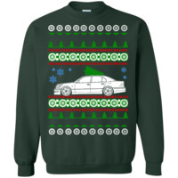 Lexus LS400 Lowered Ugly Christmas Sweater
