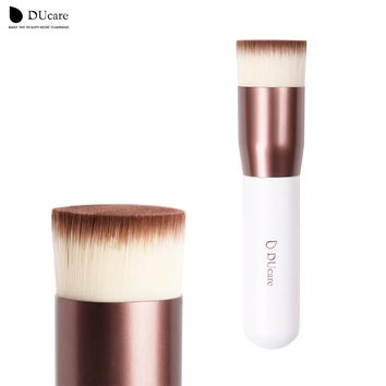 DUcare make up brush Kabuki Brush Flat  Foundation Makeup brushes top quality foundation brushes super nice
