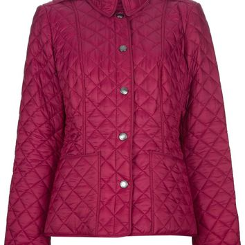 Burberry Brit 'Kencott' quilted jacket