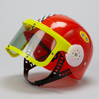 Red Motorcycle Helmet | something special every day