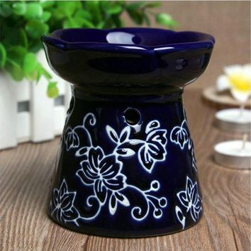 Classic Flower Oil Burner