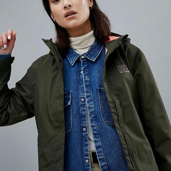 Helly Hansen Seven Jacket in Green at asos.com