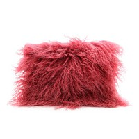 meli melo The Daily Lux Shearling Pouch