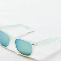 AEO Women's Mint Icon Sunglasses (Mint)