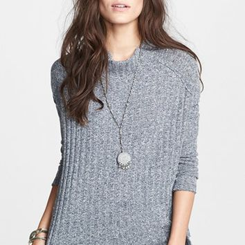 Free People 'Clarissa's' Mock Neck Sweater