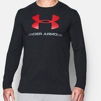 Under Armour Men's UA Sportstyle Big Logo Long Sleeve T-Shirt LS Tee