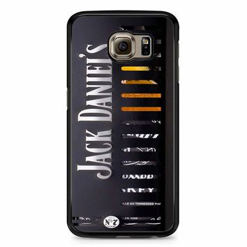 Jack Daniel S Whiskey Samsung Galaxy S6 Case
