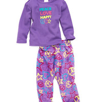 Two-Piece Star Pajama Set