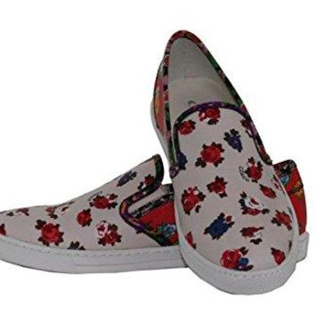 Coach Parkside Slip On Sneaker Style Q9100 RBE Size 11