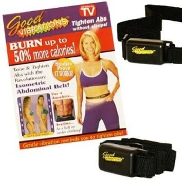 Good Vibrations Isometric Abdominal Belt