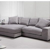 Contemporary Soft Sofa - Vanessa modern sectional