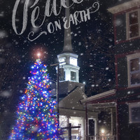 Winter In Vermont - Christmas
