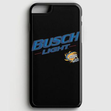 Busch Beer Light Bud New Anheuser iPhone 6 Plus/6S Plus Case