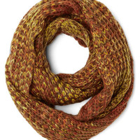 Seasonal Inspiration Circle Scarf in Autumn | Mod Retro Vintage Scarves | ModCloth.com