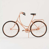 Anthropologie - Van Heesch Copper Bicycle