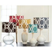 Camargo Limited Edition Lamp Shade | Ballard Designs