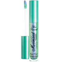 Holographic Lip Gloss: Mermaid Tears Magic Crystals Lip Topper - Too Faced
