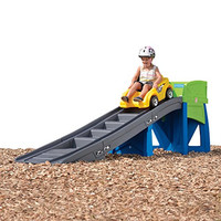 Ride Roller Car Coaster for Kids - Durable Outdoor Children Playset