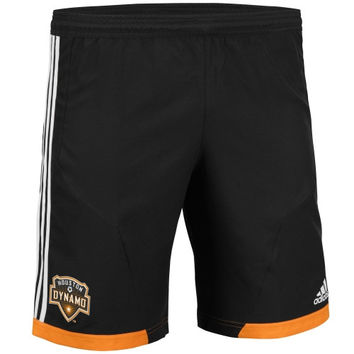 adidas Houston Dynamo 2014 Training Shorts - Black