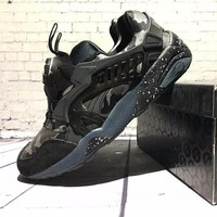 Best Online Sale Bape x Puma Disc Blaze 3M Black Camo Sport Shoes Running Shoes