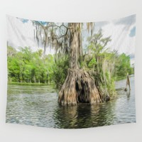 A Secret Hiding Place Wall Tapestry by Gwendalyn Abrams