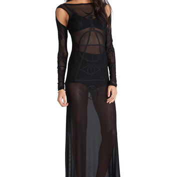 UNIF Wiccan Dress in Black from REVOLVEclothing.com