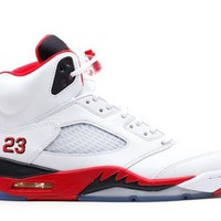 DCCK Air Jordan 5 'Fire Red 2013 Release'