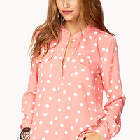 Essential Polka Dot Blouse