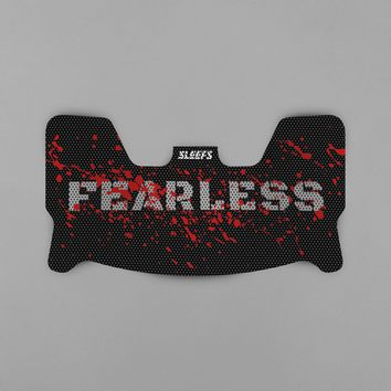 Fearless Visor Decal