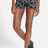 Women's Nike 'Pro - Giraffe' Dri-FIT Shorts,