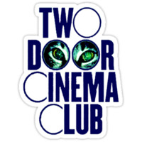 TWO DOOR CINEMA CLUB - logo