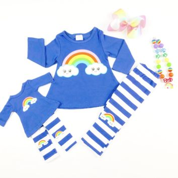 RTS Dolly & Me Rainbow 2pc D31