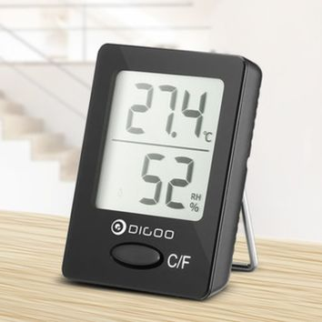 World's Smallest Home Thermometer